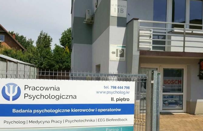 Pracownia Biofeedback Kraków